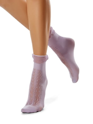 Шкарпетки світло-фіолетові | 5112108