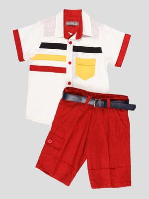 Комплект: сорочка і шорти | 5109158