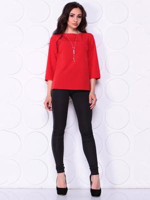 Блуза красная | 5111703