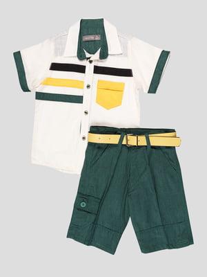 Комплект: сорочка і шорти | 5109160