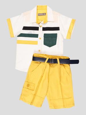 Комплект: сорочка і шорти | 5109159