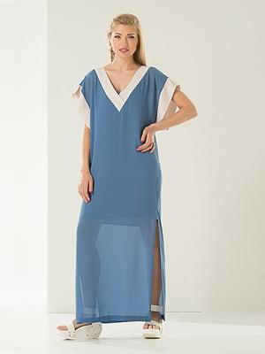 Сукня блакитна | 4973678