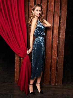 Платье бирюзовое   4973729