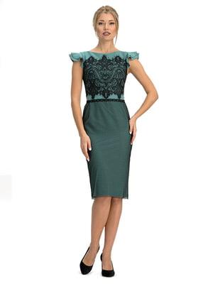 Сукня бірюзова | 4982651