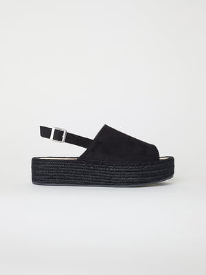 Босоніжки чорні | 5107596