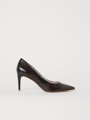 Туфли коричневые | 5107615