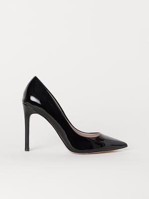 Туфли черные | 5107652