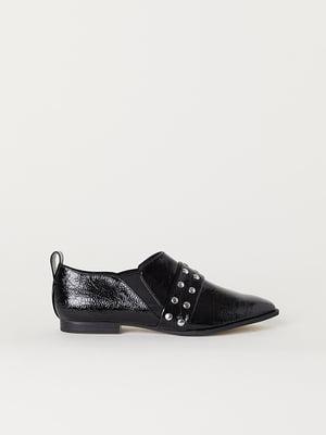 Туфли черные | 5107657