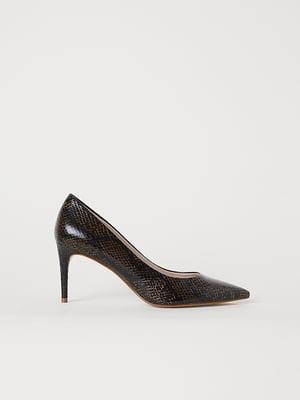 Туфлі чорні | 5107677