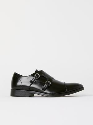 Туфли черные | 5107687