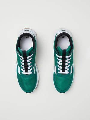 Кроссовки зеленые | 5107690