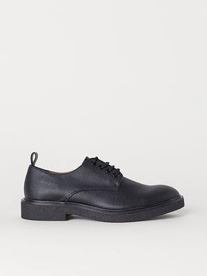 Туфли черные | 5107693