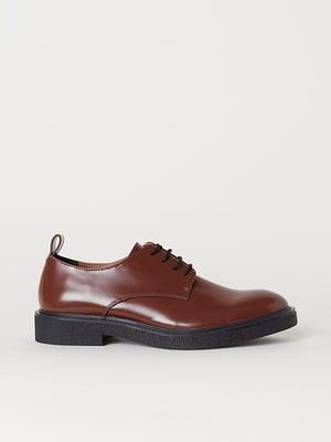 Туфли коричневые | 5107694