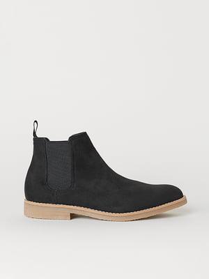 Ботинки черные | 5107696