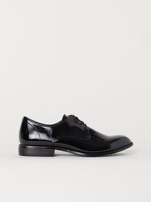 Туфли черные | 5107697