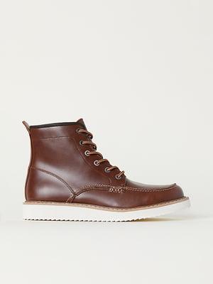 Ботинки коричневые | 5107709
