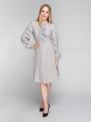 Сукня сіра   5082332