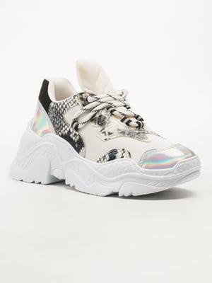 Кросівки білі | 5108284