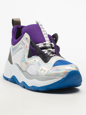 Кросівки триколірні | 5108272
