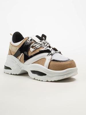 Кросівки бежеві | 5108278