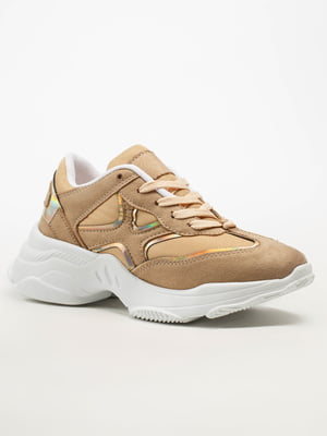 Кросівки бежеві | 5108283