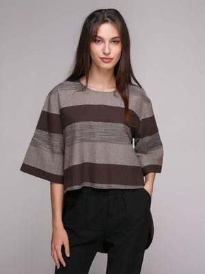 Блуза в смужку   5106198