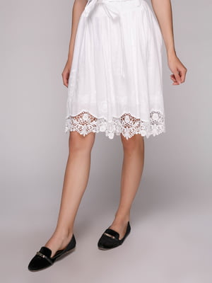 Спідниця біла   5106175