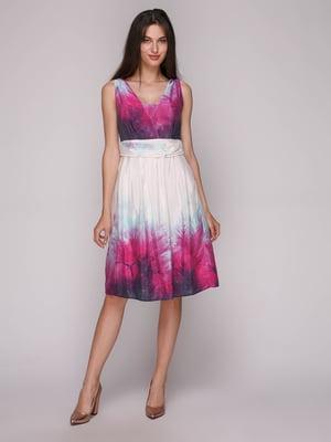 Сукня в принт   5106195