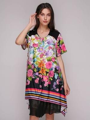 Сукня в принт   5106160