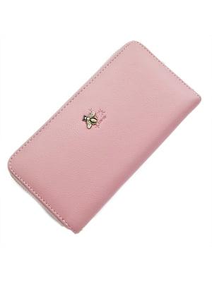 Кошелёк розовый   5113642