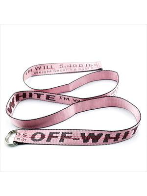 Ремінь рожевий | 5113721