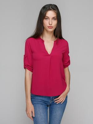 Блуза кольору фуксії   2887419