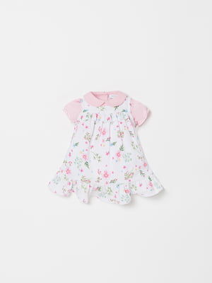 Комплект: сукня та блуза   5064335