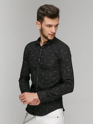 Рубашка черная | 5086404