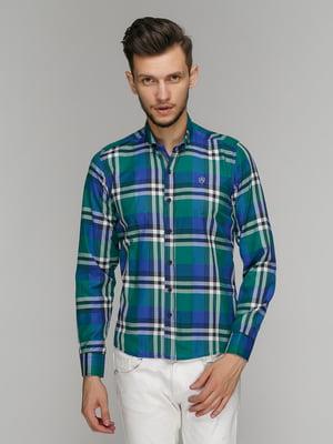 Рубашка в клетку | 5086422