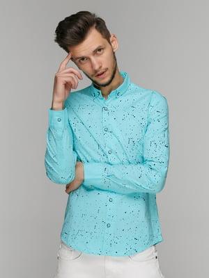 Рубашка голубая | 5086475