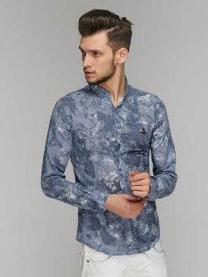 Рубашка в принт | 5086397