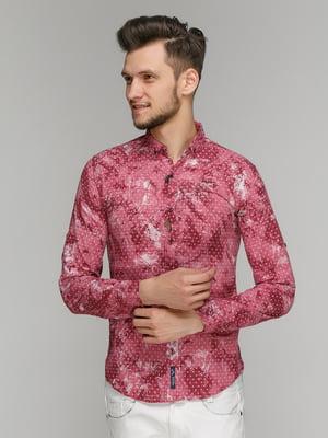 Рубашка в принт | 5086380