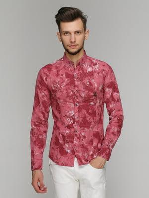 Рубашка в принт | 5086396