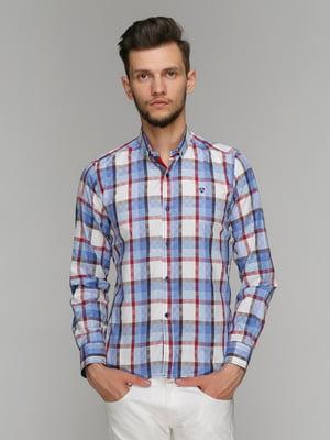 Рубашка в клетку | 5086420
