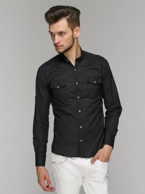 Рубашка черная | 5086392