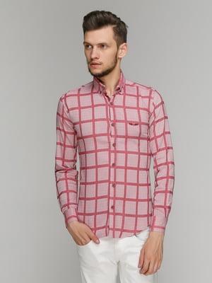 Рубашка в клетку   5086454