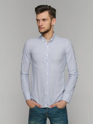 Рубашка голубая | 5086460