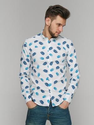 Рубашка в принт   5086457