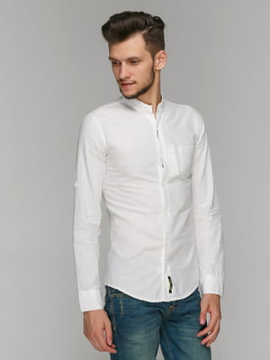 Рубашка белая | 5086484