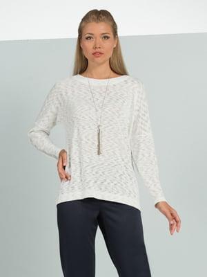 Блуза молочного кольору | 5109707