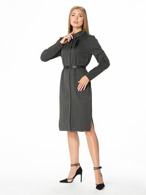 Платье серое   5109766