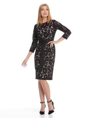 Платье черное | 5109785