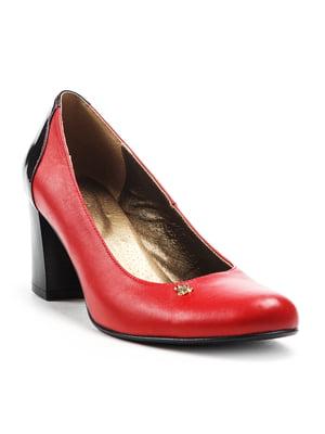 Туфли красные | 2511916