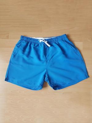 Шорты для плавания синие | 5113801